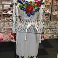 Вишиті жіночі сукні