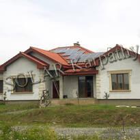 Автономная станция, 5 кВт (18 панелей), с.Невицкое, Ужгородский р-н