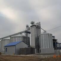 Зернохранилища, наши обьекты