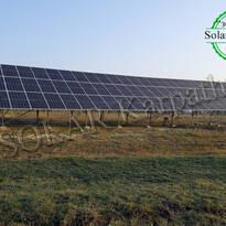 Наземная сетевая СЭС мощностью 30 кВт (84 панели), «Зеленый» тариф, с. Золотарево, Хустский р-н