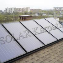 Система отопления и ГВС для частного дома,  г. Ужгород