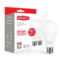 Светодиодная LED лампа MAXUS