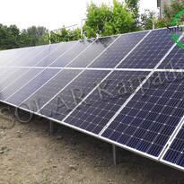 Наземная сетевая солнечная электростанция мощностью 15 кВт (54 панели), «Зеленый» тариф, с. Сторожница, Ужгородский р-н