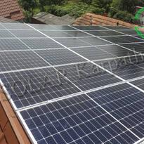 Сетевая солнечная электростанция мощностью 50 кВт, «Зеленый» тариф, с. Холмец, Ужгородский р-н