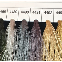 Карта цветов вышивальная