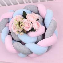 Бортики для ліжка немовляти