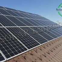 """Сетевая солнечная электростанция мощностью 30 кВт (84 панели), """"Зеленый"""" тариф, с. Корытняны, Ужгородский р-н"""