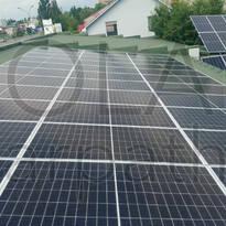 """Сетевая СЭС мощностью 30 кВт (79 панелей), """"Зеленый"""" тариф, с. Минай, Ужгородский р-н"""
