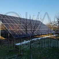 Наземная СЭС мощностью 30 кВт под «Зеленый» тариф, с. Тарновцы, Ужгородский р-н