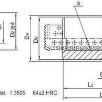 Стандартные элементы для штампов