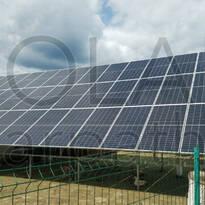 Сетевая солнечная электростанция, мощность — 30 кВт (72 панели), «Зеленый» тариф, пгт. Чинадиево, Мукачевского р-н