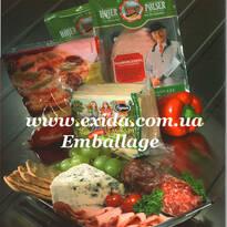 Пакеты для вакуумной упаковки мяса, колбас, сосисок, сыра, рыбы, орехов, лука, картофеля, капусты, свеклы, банкнот