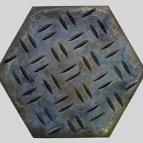 Противоскользящая базальтовая плитка