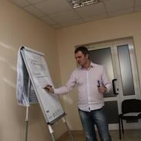 Бизнес-тренинг от Александра Соколова