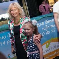 Візит Хелен Дорон та День Великобританії в Україні 2012