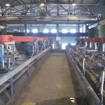 Zavalivskiy Graphite. Ore processing