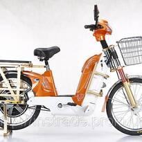 Электровелосипеды в Украине
