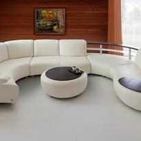 Кожаные диваны Meble Bugajski (ТМ MB Design, Польша)