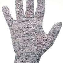 Рабочие перчатки с ПВХ точкой и без нее
