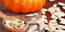 В чому особливість гарбузового насіння?