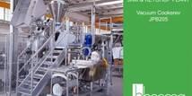 Новинка в ассортименте компании - оборудование для производства джема по новым технологиям