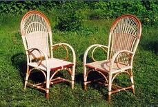 Плетене крісло – зручно, красиво, романтично