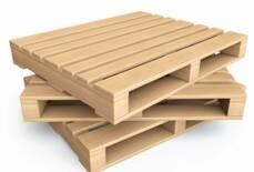 Дерев'яні палети: сфери застосування