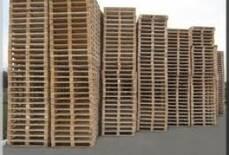Як обрати дерев'яні палети?