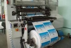Принцип роботи флексографічного друку