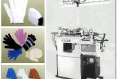 Новий верстат для виробництва рукавичокуже в продажі