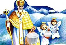 Знижка 3 % в честь Дня Святого Миколая!