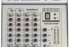 Акционное предложение! Микшерный пульт SOUNDKING SKAS602D покупайте со скидкой 25% !!!