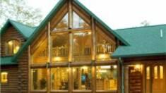 Переваги будинків з дерева