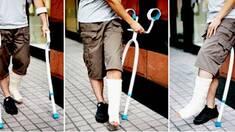 Ходьба на милицях: секрети формування ходи та постави