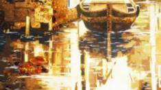 Дивовижна магія бурштинового живопису