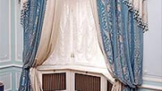 Выбираем ткани для пошива штор