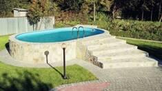 Будівництво басейнів від Компанії Б.Н.В.-БАСЕЙНИ