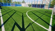 Будівництво сучасного спортивного майданчика