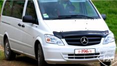 Те, що ви обов'язково повинні знати, замовляючи оренду мікроавтобуса в Києві