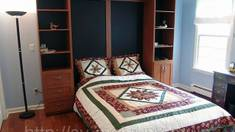 Шафа-ліжко від Smart Mebel подарує подвійний простір вашій оселі!