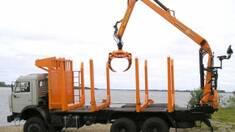 Піднімати не лише вантажі, але й прибуток автопарку вміє Його Величність Гідроманіпулятор!