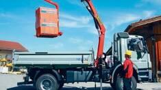 Власникам вантажних автомобілів: кран-маніпулятор допоможе підняти ваші доходи на нову висоту!