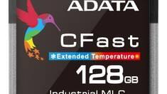 ADATA представляет скоростные карты памяти CFast 2.0