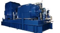 Voith производит разнообразное оборудование для промышленных предприятий