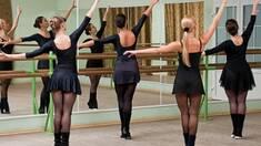 Театр починається з вішалки, а балет - з балетного станка