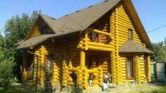 Construction of wooden houses - modern ecological technology