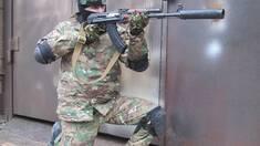 Военный внеаренный Лазертаг