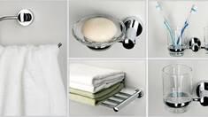Аксесуари для ванн: як облаштувати ванну кімнату?
