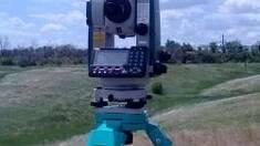 Виконавча топографічна зйомка, або як працюють профі!