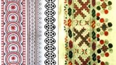 Основні символи - коди української вишиванки